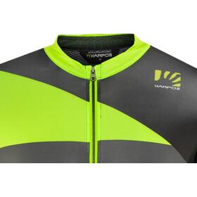Karpos Verve Jersey Men green fluo/dark grey